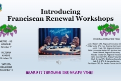 Franciscan Renewal Workshop Opening_1_webo