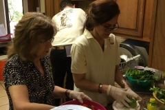 Knights of Columbus Passover meal