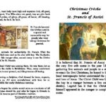 Christmas-Creche-and-St-Francis-of-Assisi