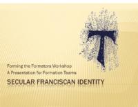 Secular Franciscan Identity