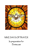 Pentecost Novena Booklet