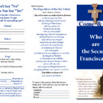 OFS Come and See brochure