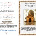 Portiuncula Indulgence (Pardon Prayer of St. Francis)