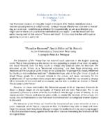 Reflection on Salutation to the Virtues – Hoeberichts