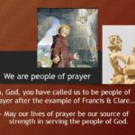 We are people of prayer - Our Father - Hail Mary